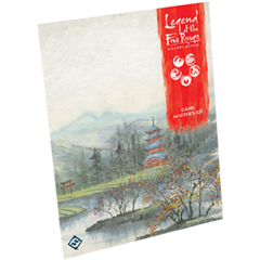 Legend of the Five Rings Roleplaying Game Master's Kit!