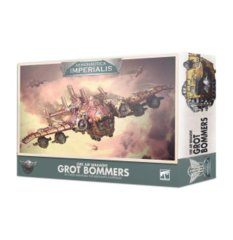 Aeronautica Imperialis Grot Bommers Deff Droppa / Chosen One / Gork's Squasha