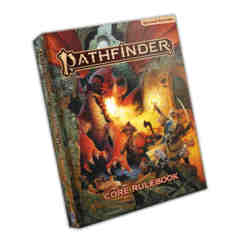 PATHFINDER RPG - SECOND EDITION: CORE RULEBOOK - STANDARD EDITION