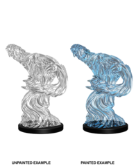 Wizkids Unpainted Minis: Medium Water Elemental