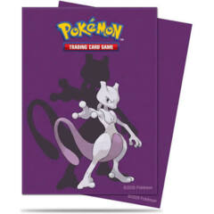 Ultra Pro Pokemon Chromafusion Mewtwo Deck Protector Sleeves (65 Pack)