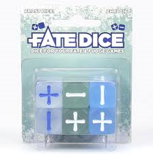Fate Dice: Frost Dice EHP9016