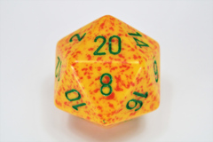 Speckled 34mm Lotus™ d20 XS2016