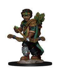 WizKids Wardlings RPG Figures Boy Ranger and Wolf