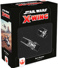 (Preorder) Star Wars X-Wing 2nd Edition Saw's Renegades