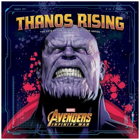 Thanos Rising Avengers Infinity War