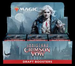 z Innistrad Crimson Vow Draft Booster Box