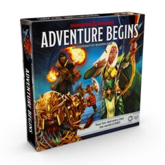 D&D Adventure Begins