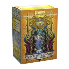 Dragon Shield - Box 100 - Art - Queen Athromark