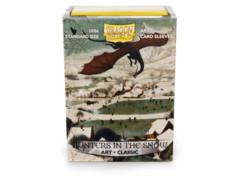 Dragon Shield - Box 100 - Hunters in the Snow
