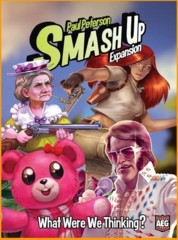 Smash Up: What Were We Thinking? Expansion