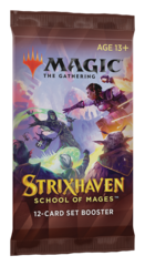 Strixhaven Set Booster Pack