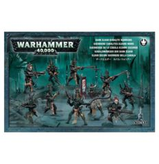 Dark Eldar Kabalite Warriors 45-07