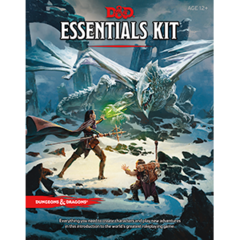 D&D Dungeons & Dragons Essentials Kit