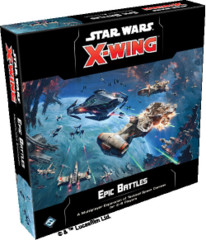 (Preorder) Star Wars X-Wing 2nd Edition Epic Battles Multiplayer Expansion