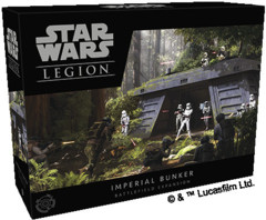 (PREORDER) Star Wars Legion Imperial Bunker Battlefield Expansion