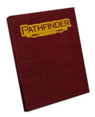 Pathfinder 2nd ed Playtest Hardcover Rulebook