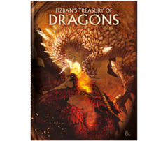 Fizban's Treasury of Dragons Hobby Store Exclusive