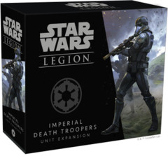 Star Wars Legion Imperial Death Troopers Unit Expansion