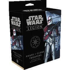 (PREORDER) Star Wars Legion Phase I Clone Troopers Upgrade Expansion