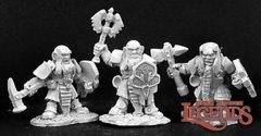 Duergar Sergeant and Grunts (3) 02989