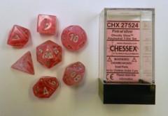 7 Die Set Ghostly Glow Pink/Silver 27524
