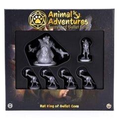 Animal Adventures RPG Rat King of Gullet Cove