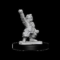 Nolzurs Marvelous Unpainted Miniatures Gnome Artificer Male