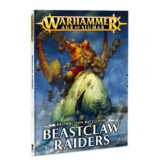 Battletome Beastclaw Raiders