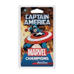 Marvel Champions LCG Captain America Hero Pack