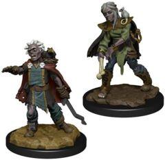 Wardlings RPG Figures Zombie (Male) & Zombie (Female)