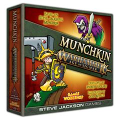 Sigmar   Skip to the end of the images gallery Skip to the beginning of the images gallery Munchkin Warhammer Age of Sigmar