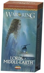 War of the Ring 2nd Edition Lords of Middle Earth