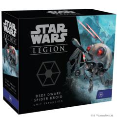 Star Wars Legion DSD1 Dwarf Spider Driod Unit Expansion