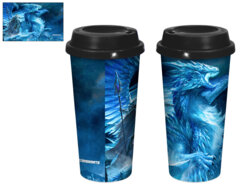 The Frost Dragon 20 oz Tumbler
