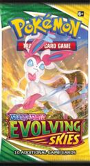 POKÉMON TCG Sword and Shield - Evolving Skies Booster Pack