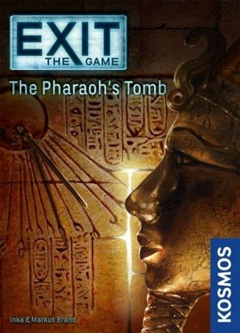 Exit the Game the Pharaohs Tomb