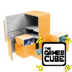 Ultimate Guard Twin Flip'n'Tray - TWIN FLIP'n'TRAY DECK CASE 160+ Amber