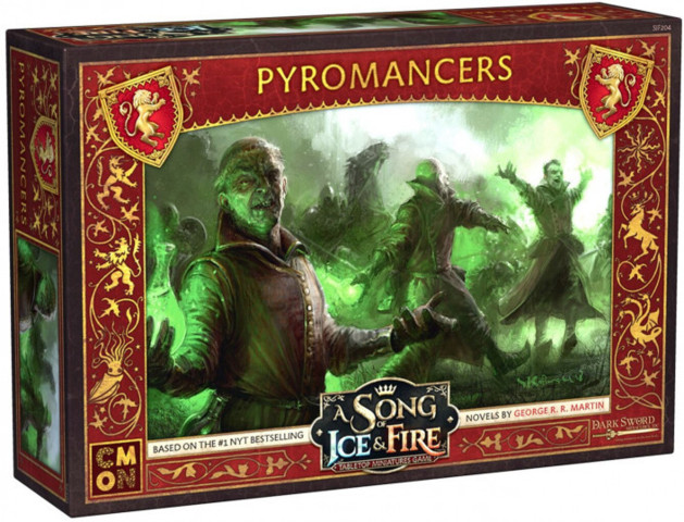 A Song of Ice and Fire Pyromancers