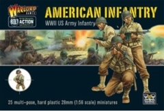 Bolt Action American Infantry
