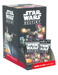 3. Star Wars Destiny Empire at War Booster Box