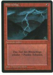 Lightning Bolt Blitzschlag