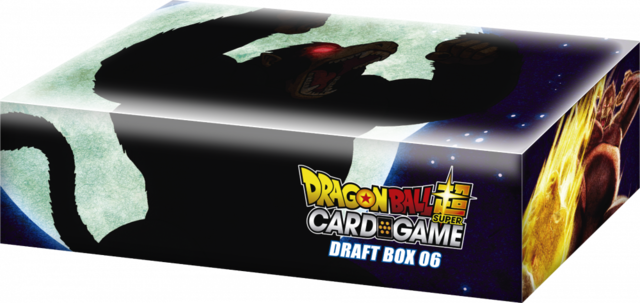 Dragon Ball Super Card Game Draft Box 06 Giant Force