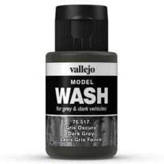 76517 Model Wash Dark Grey 35 ml Acrylic Paint
