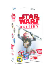 Star Wars Destiny TCDG Rivals Draft Set