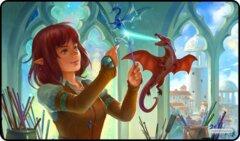 Dragon Glass Blower Playmat