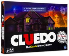 HASBRO Cluedo Classic