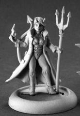 50196: Devil Girl, Supervillain