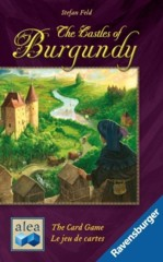 The Castles of Burgundy the Card Game