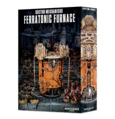Terrain: Sector Mechanicus Ferratonic Furnace 64-38